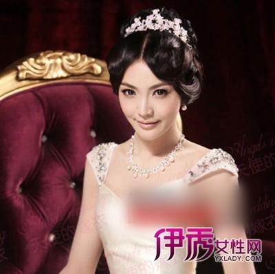韩国新娘发型视频分享展示图片