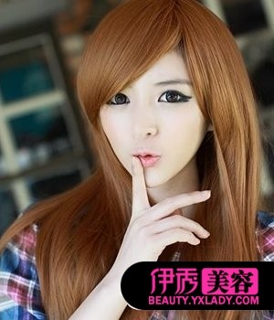 2012年韩国最新非主流个性发型(30)_流行发型_美容-伊图片