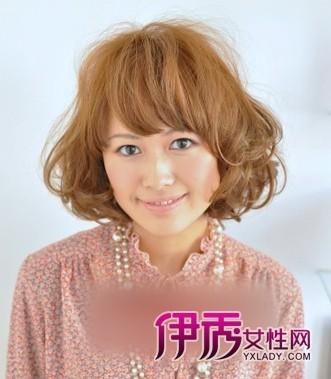 2012升级版中长发梨花头发型图片图片