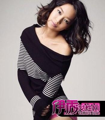 2012韩国美女发型 春夏流行发型