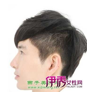 男士潮流发型_男士潮流发型图片