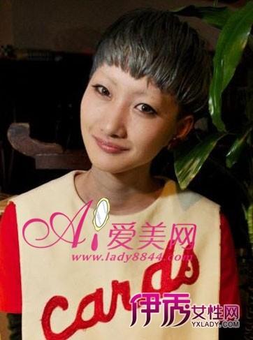 2012最新女生潮流短发