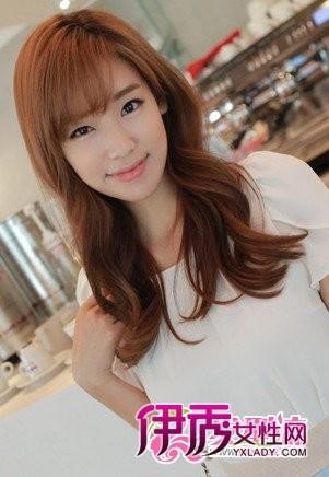 美丽港在线发型设计 女士发型设计图片图片