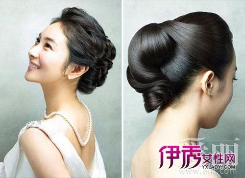 【2014年新娘发型】_发型图图片