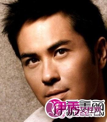 男士发型设计视频 日系男生短发