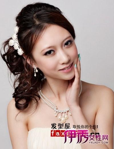 最新韩式新娘发型 轻松做皇冠公主