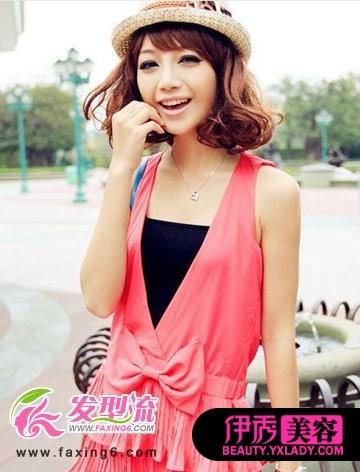 女生短发 最流行的短发发型 17 流行发型 美容 伊秀女性网 yxlady.com -