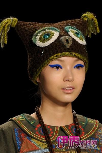 妆面设计图_韩式新娘妆面设计图