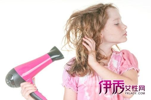 拒绝干枯揭秘v方形棒电吹风最佳方形分叉_适合短发脸温度流行帽子图片