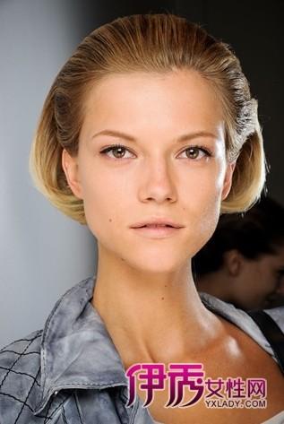 2012女生流行发型 :t台风格短发(4)_流行发型图片