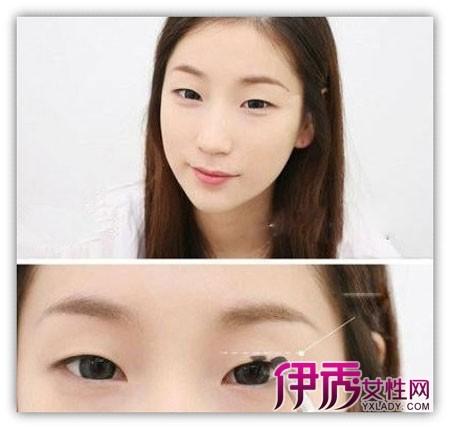 简单快速的单眼皮化妆技巧,甩掉贴双眼皮步骤,让你拥有完美的大眼睛