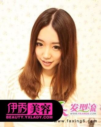 森女系图解教程简单韩式发型扎发编发(8)_DIY梦剪短发了很高兴图片