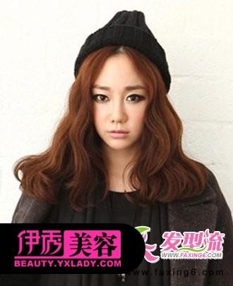 2013最新女生韩式发型图片