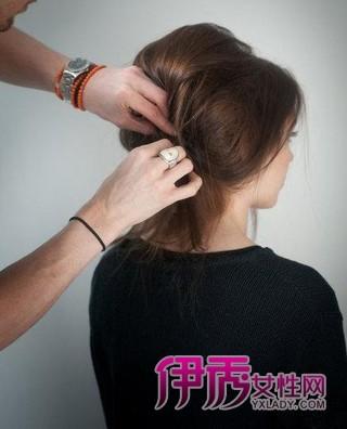 后脑勺六芒星发型分享展示图片