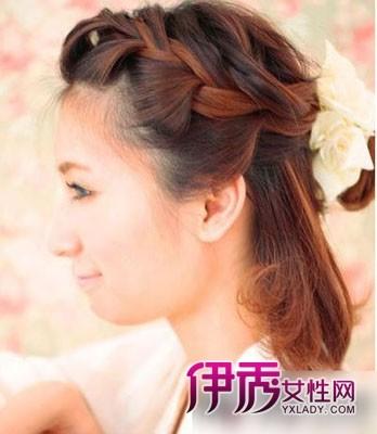 正文  看到别人漂亮的盘法和扎头发方法,很羡慕,可惜自己一头短发.
