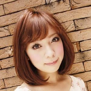 梨花头是一种流行发式,中短发,发型类似梨形,由日本兴起,最早由日本图片