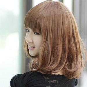 图片尖适合花环及发型头型尖适合的发型推女生编发头型图片