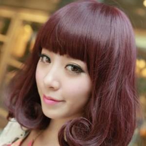染发的颜色女生染发颜色大全及染什么图片
