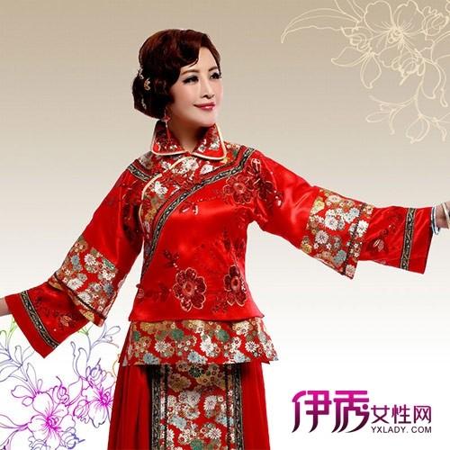 传统中式新娘发型样式推荐