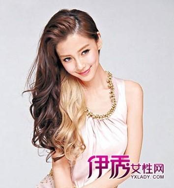 2014年最流行女明星发型图片大全推荐图片图片