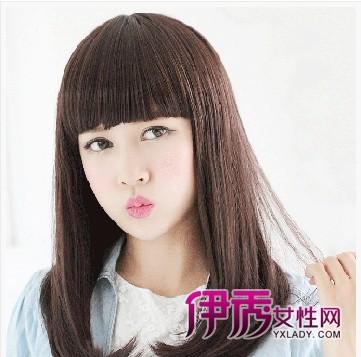 2014韩式中短发发型短发烫发造型(3)_流行发型图片