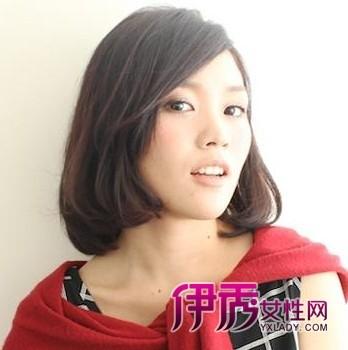 2014年最新短发烫发发型图片