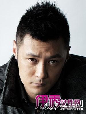 发型 明星发型 正文  男生寸头发型 寸头 杨佑宁 彭于晏 pk   余文乐图片