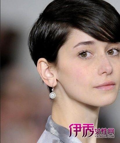 短发女明星_女明星短发发型图