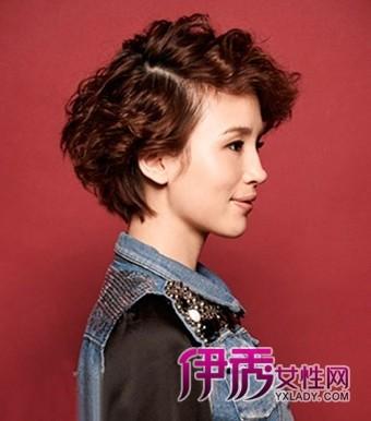 女生短头发造型怎么弄好看及其怎么打理扎法图片
