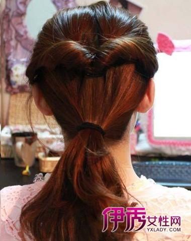 漂亮的花样扎辫图片 头发辫子d_发型设计