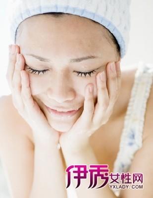 告诉你6步正确洗脸方法
