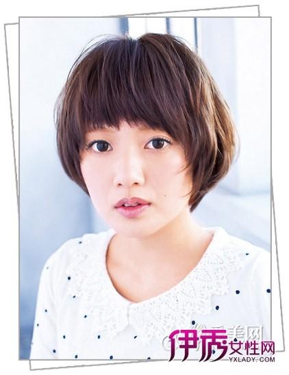 女生发型设计与脸型搭配法则图片欣赏