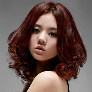梨花头发型图片