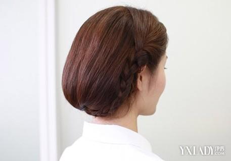 短发变圆脸的扎法八步晋身波波头_DIY发型_美长发女a短发短发图片