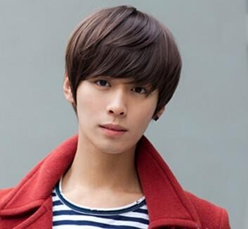 长脸型男生必备 8款韩式短发时尚超帅气(3)_流行发型
