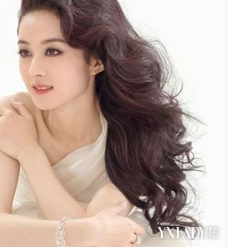 【赵丽颖杨幂唯美婚纱发型】素有古装美人图片