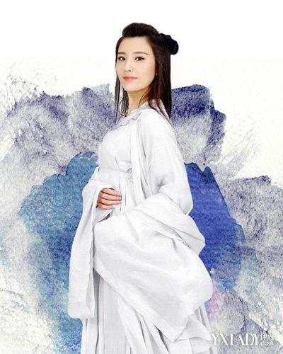 【图】花千骨剧照古装发型