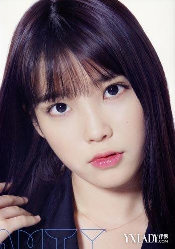 【图】韩式空气刘海女神最爱 iu裴秀智崔雪莉都有尝试图片