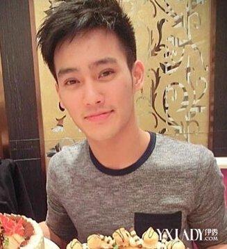 【图】赵雅芝儿子黄恺杰帅气寸头发型盘点 (327x358)