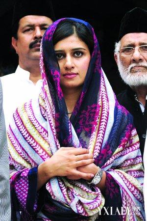 【图】17岁巴基斯坦美女获和平诺奖 竖