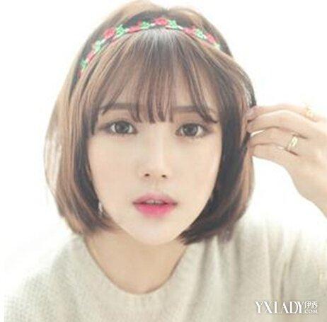 【图】韩国空气刘海怎么剪 空气刘海适合什么脸型