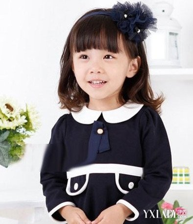 【图】可爱实用的五种小女孩发型快速绑扎方法