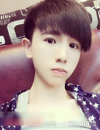王俊凯领衔潮流初中男生发型图片图片