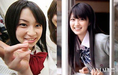 但是小编认为日本美女们的自然清新妆容还是很耐看的
