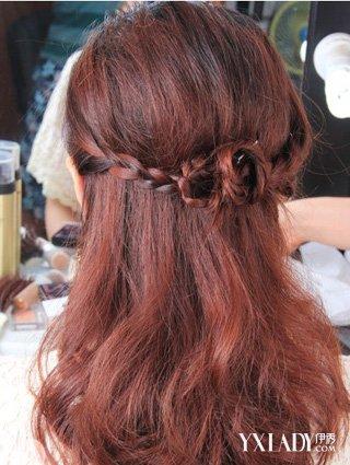 【图】秋冬扎头发气质发型扎出来 看范冰冰萧亚轩欧美图片