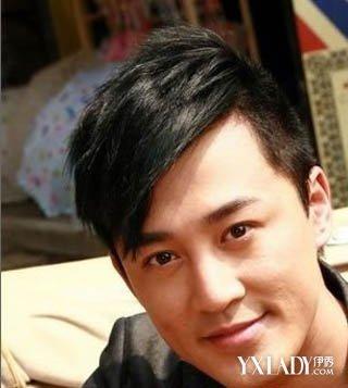 贝克汉姆exo金秀贤男星新男士发型设计变身韩式帅哥图片