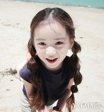 韩国古代儿童发型分享展示