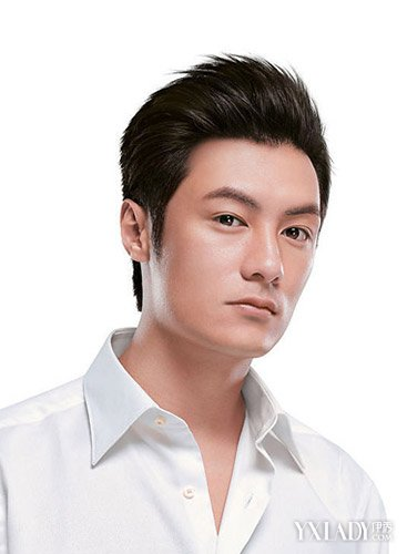 余文乐等中国男明星短发发型大p图片