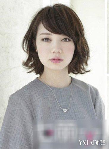 【图】森系女生清新短头发造型 打造甜美纯净ol范儿