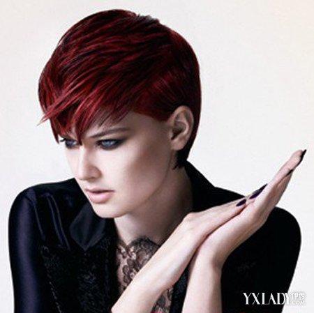 [图]沙宣短发发型图片沙宣造型引领潮流前线,沙宣流行